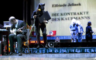 David Roesner, Katharina Rost & Nicolas Stemann: The Dirty Noise of Theatre